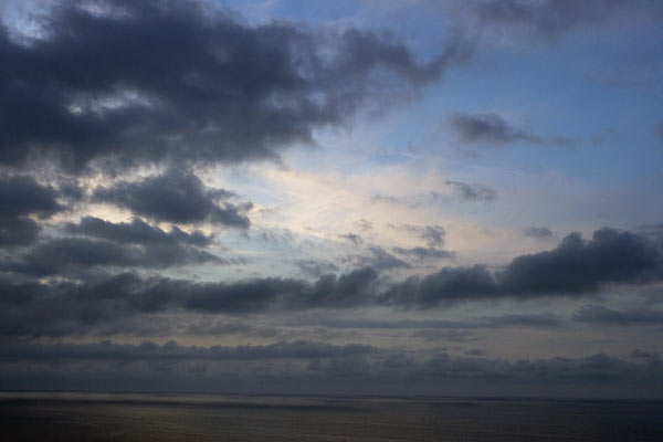 Alfonsina, Horacio y el mar