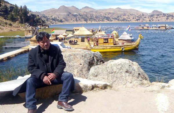 Entrevista a Víctor Montoya