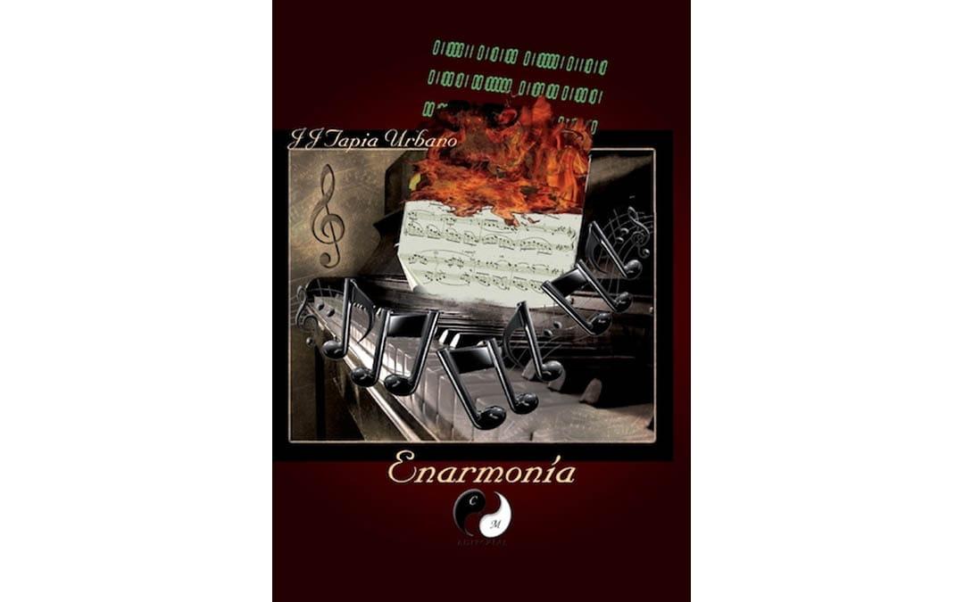 Reseña de la novela Enarmonía