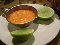 articulo comida Morejón