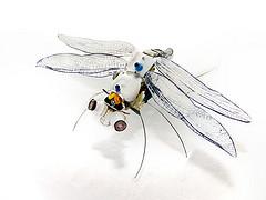 pablo perez escultura mosca