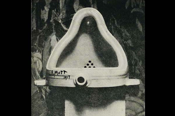 Fountaine, Marcel Duchamp