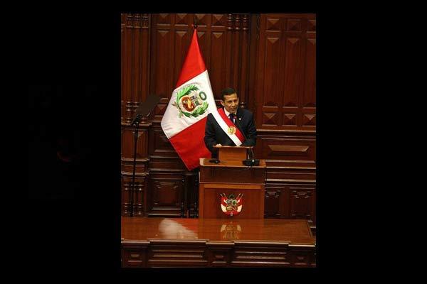 La democracia peruana y el gobierno humalista