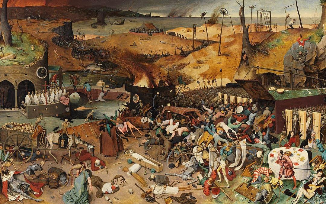 El fracaso de la vida según Bruegel