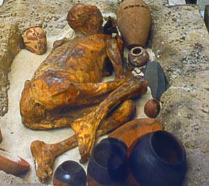 Momia artículo Civilización y cultura