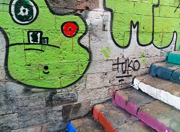 El grafiti