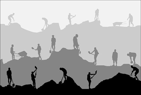 El trabajo: ¿Sobrevivencia o sentido de existir?