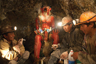 Tío de la mina