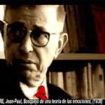 Sartre; teoría fenomenológica de las emociones, existencialismo y conciencia posicional del mundo
