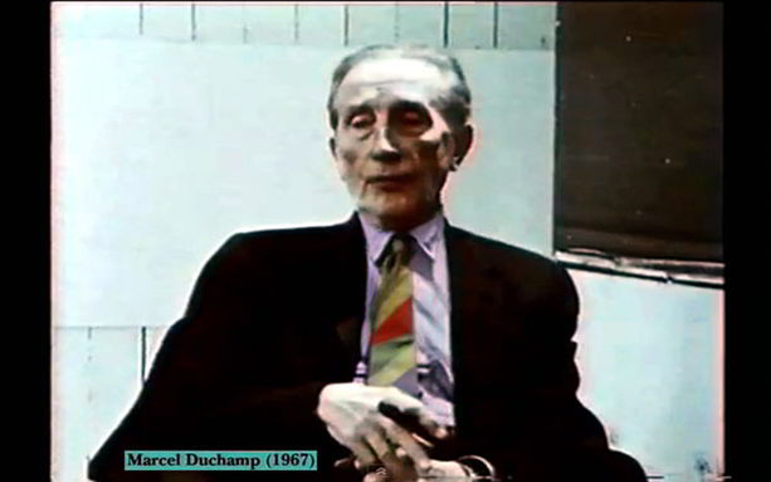 Artículo Arte conceptual Duchamp, Beuys, Cage y Fluxus