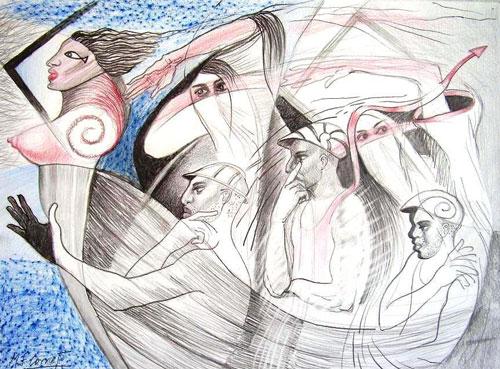 poemas Mariano Fernández Cornejo La barca