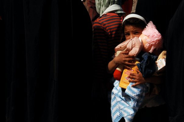 ¿Quién llora por la violencia que hay en el mundo?