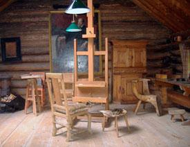 estudio del pintor Anders Zorn