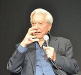 Vargas Llosa en el Göteborg Book Fair