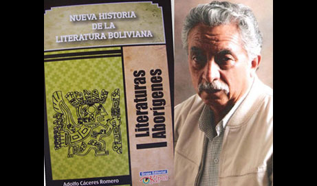 Conversando con un joyero de la palabra: Adolfo Cáceres Romero