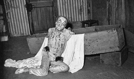 El teatro de lo macabro como género democratizador