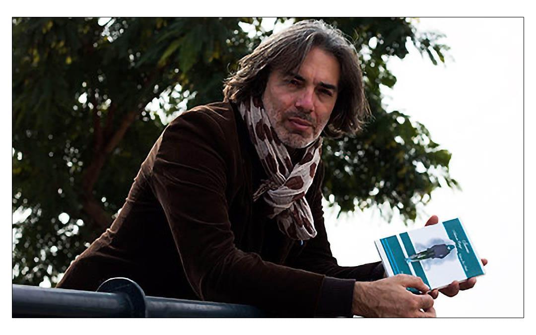 Antonio Ortega, escritor y periodista