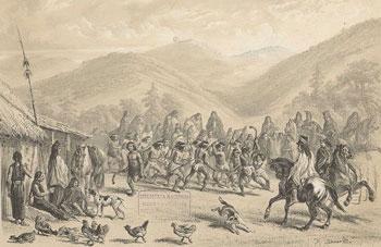 chueca mapuche