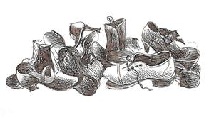 Dibujo por Miguel Lluch Suñé