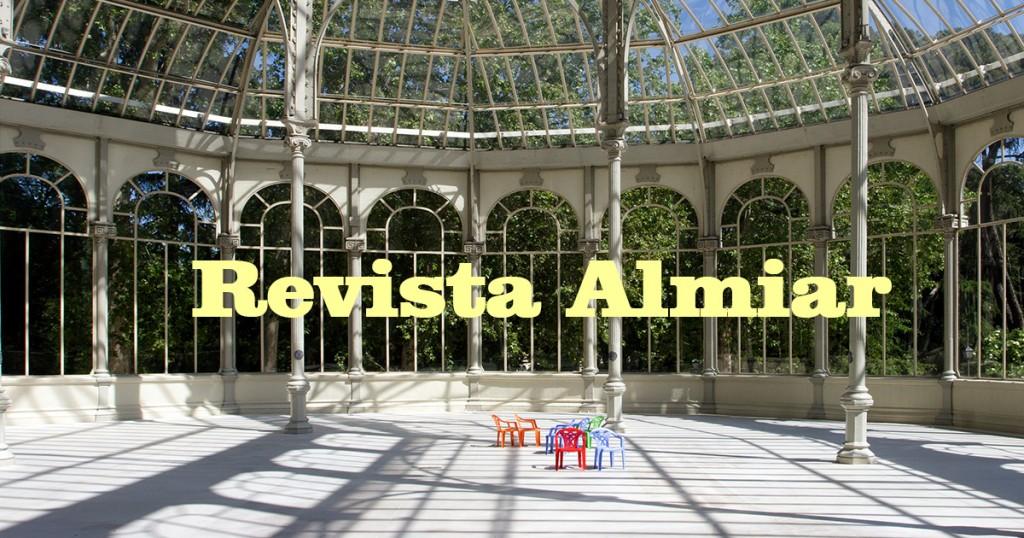 Envío colaboraciones Revista Almiar
