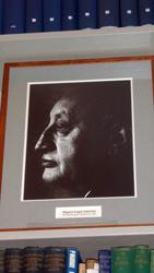 Retrato de Miguel Ángel Asturias