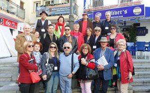 poetas participantes en Benidorm