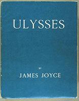 Portada de la 1.ª edición del «Ulysses»
