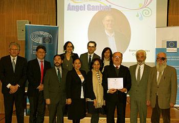 asistentes Ángel Ganivet premios 2016