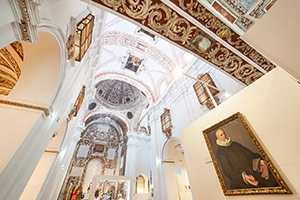 Exposición Escenificando a Cervantes