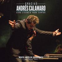 Andrés Calamaro concierto licencia para cantar