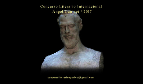 Concurso Literario Internacional Ángel Ganivet (2017)