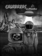 Dark Space Opera Portada antología