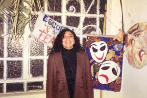 María Lilian Escobar Escuela de Teatro