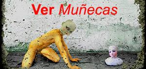 exposición montajes fotográficos Muñecas