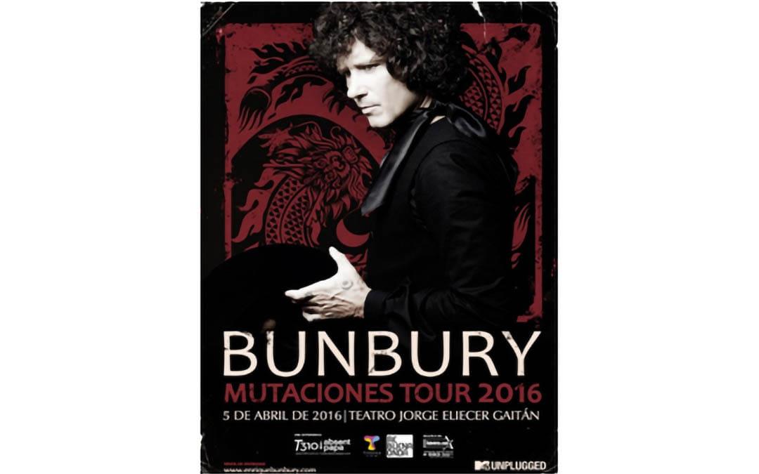 Bunbury: la misma esencia a pesar de las mutaciones