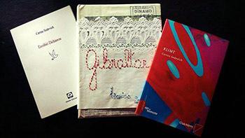 portadas poemarios Carina Sedevich