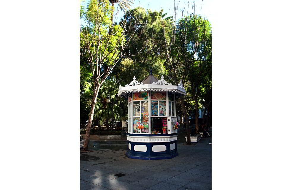 Poemas Plaza de pueblo
