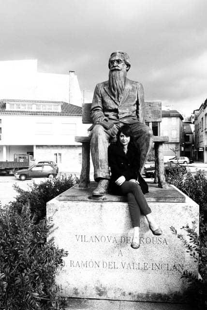 yamila greco estatua valle inclán