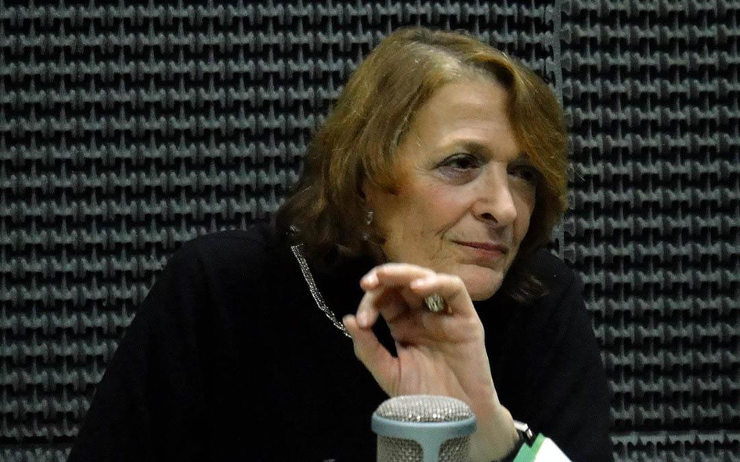 Cristina Piña Entrevista