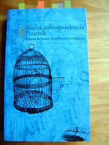 poemario nueva correspondencia pizarnik