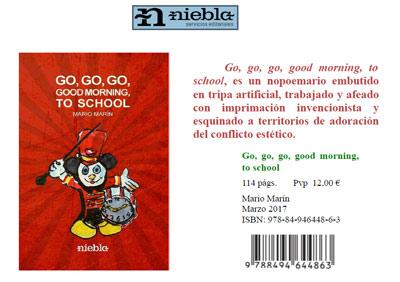 portada poemario go-go-go-good-morning-school