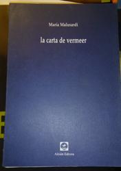 Poemario la carta de vermeer