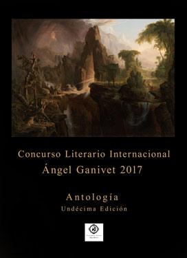 portada antología ganadores Ganivet 2017