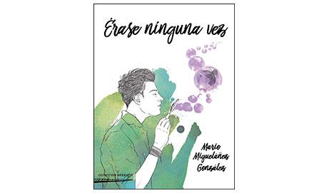 Tapa poemario Mario Migueláñez González