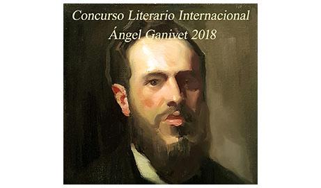 Concurso Literario Internacional Ángel Ganivet 2018