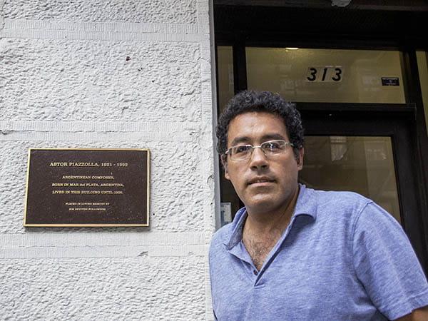 Fabián Soberón por Renan Arango