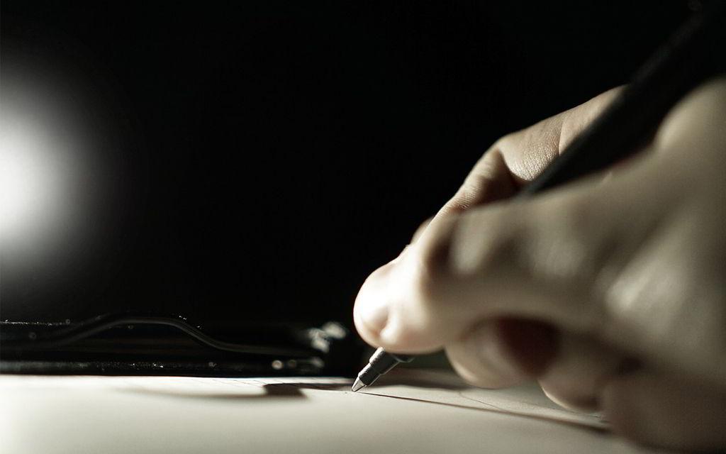 Escritura y origen