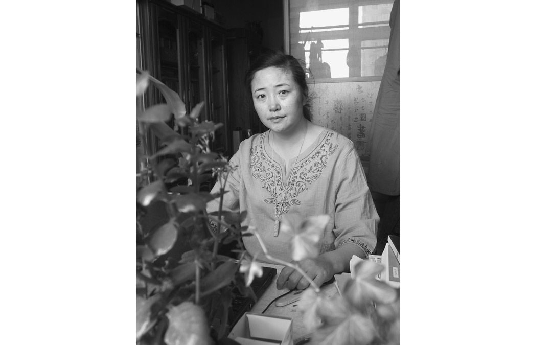 Diez poemas escogidos de Lan Lan