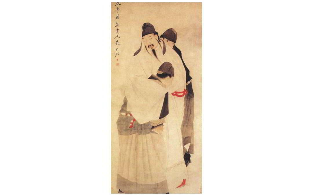 Cuatro cuartetas desconocidas de Li Bai