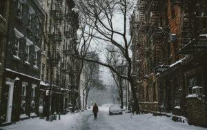 Nieve (poemas)